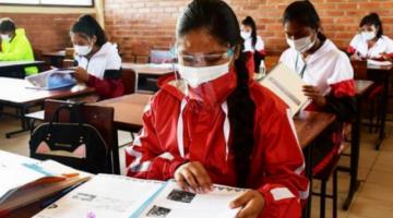 Ministerio de Salud recomienda no retomar clases presenciales está gestión por el Covid-19