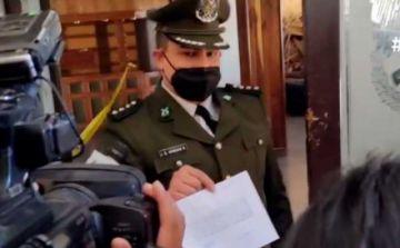 Policía acusado de 'motín' denuncia presión política en el proceso y que le 'fabrican' pruebas en su contra
