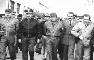 Rinden homenaje a los mártires y víctimas del golpe de Estado de 17 de julio de 1980
