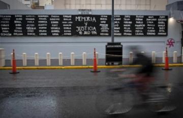 Reiteran pedido de justicia en Argentina a 27 años del atentado a la AMIA