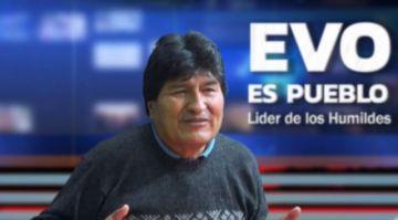 """Evo Morales: """"no habrá reconciliación con fascistas, racistas, salvo que entiendan que nuestra ideología"""""""