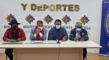 Ministerio de Salud anuncia inmunización con brigadas móviles en la sede de Gobierno