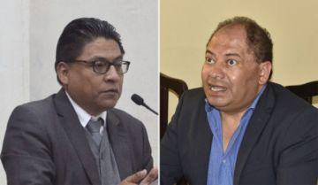 Lima afirma que envío de pertrechos se tramitó en gestión de Evo Morales; Romero dice que no realizó pedidos