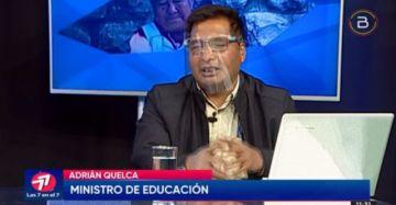 Según el ministro de Educación 3.552 unidades educativas ya retornaron a modalidad presencial