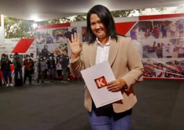 El futuro gris de Keiko Fujimori, la gran derrotada en Perú