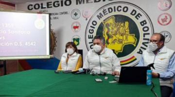 Médicos piden diálogo y advierten con marchas por reglamentación de la Ley de Emergencia