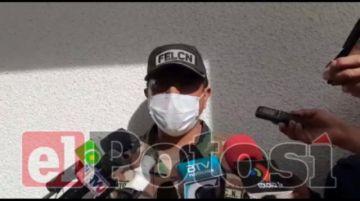 Incautan droga en cinco operativos en la frontera con Chile