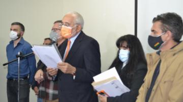 Comunidad Ciudadana propone proyecto de ley para limitar a 90 días los interinatos