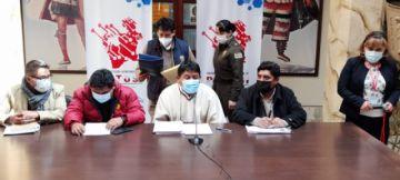 Presentan proyecto de ley para otorgar un bono escolar de 500 Bolivianos