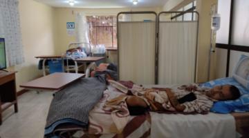 La Paz: Una mamá denuncia que médicos no quieren atender a su hijo con cáncer terminal porque tiene coronavirus