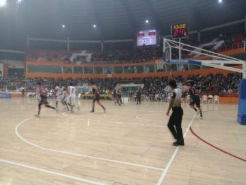 Nacional Potosí le ganó a Calero 105 contra 75
