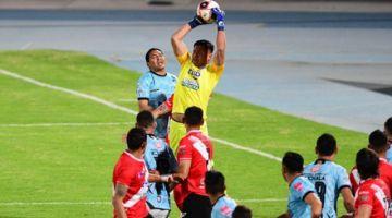 Nacional Potosí consiguió un punto de oro en Cochabamba