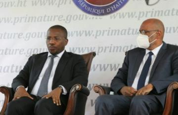 Primer ministro de Haití promete orden y elecciones