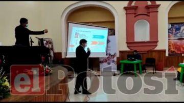 Alcaldía expone el plan de manejo de creatividad cultural y gastronomía