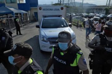 Ecuador eleva a 18 el número de muertos por motines en cárceles