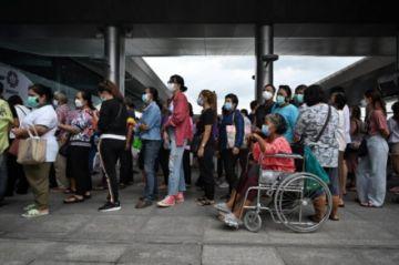 """La pandemia de covid-19 tendrá un impacto """"a largo plazo"""" en la salud mental"""