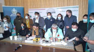 COED de La Paz pide que se amplíe a menores de 17 años dosis anticovid y fija vacunación en El Alto el 25 de julio