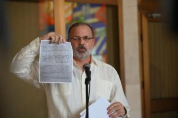 """Cuba acusa a EEUU de """"presiones"""" a países para imponer declaración en OEA"""