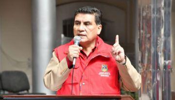 Tras reclamos de Potosí, Gobernador de Oruro pide postergar evento en el Salar