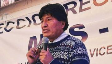 Evo Morales afirma que  Carlos Mesa miente y trata de negar su responsabilidad en 'masacres y corrupción'
