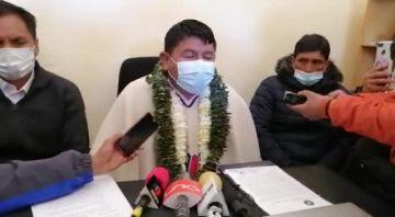 Gobernador ratifica postura contra los avasallamientos a territorio potosino