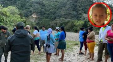 Santa Cruz: Darling, la niña de 4 años que era buscada fue hallada muerta en un río