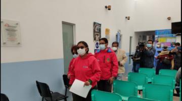 Alcaldía de El Alto entregará víveres en seis puntos de vacunación contra el coronavirus