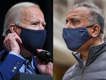 """Biden recibe al líder de Irak para tratar una """"nueva fase"""" del despliegue de EEUU"""