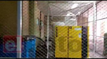 """Reportan """"explosión"""" en la planta de oxígeno de la Alcaldía"""