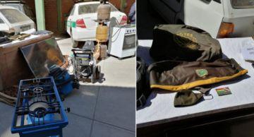 FELCC captura a un 'clan' acusado de robos a domicilios en El Alto