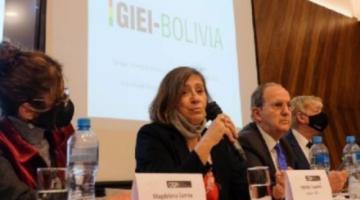 ¿La APDHB fue consultada por el GIEI sobre la crisis de 2019? Amparo Carvajal dice que no