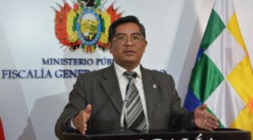Para la fiscalía, el informe de la OEA incumple estándares para ser considerado auditoría