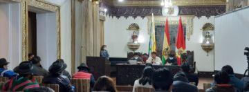 ¿Qué hará la Gobernación de Potosí respecto a la defensa del Salar de Uyuni?