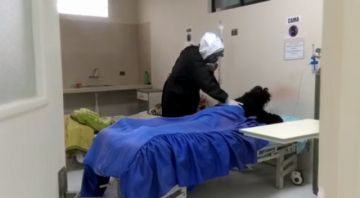 CNS Potosí reporta descenso de casos de coronavirus