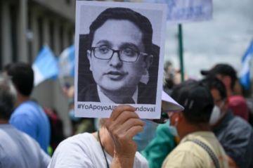EEUU suspende cooperación con fiscalía de Guatemala tras destitución de fiscal