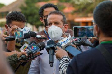 Camacho considera un nuevo 'atropello a la democracia' informe de la Fiscalía por el caso fraude