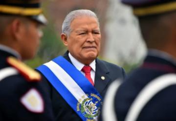 Juez de EL Salvador ordena detener a expresidente Sánchez Cerén
