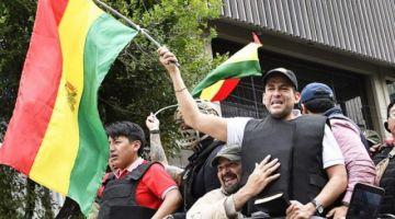 Presentan memorial para que Camacho declare en la Fiscalía por el caso 'golpe de Estado'