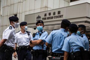 Dictan nueve años de cárcel para primer hongkonés condenado bajo nueva ley de seguridad nacional