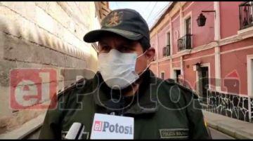 Policía reporta el sexto feminicidio en Potosí