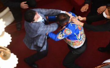 Diputado Colque afirma que aclaró diferencias con el senador Montero y retira denuncia
