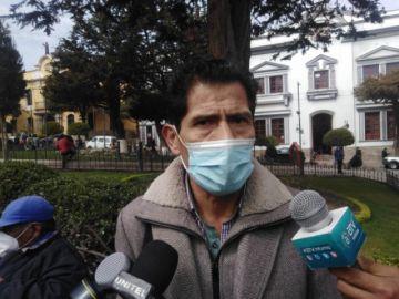 Carlos Carmona no descarta plantear recurso por ilegal gestión de Luis Alberto López