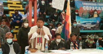 Potosinos impulsarán procesos judiciales contra los que avasallaron el Salar de Uyuni