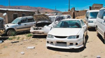 "Dueños de autos ""chutos"" piden amnistía para legalizar al menos 150.000 vehículos"