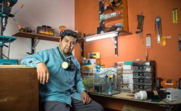 Un Centinela contra las infecciones en Potosí