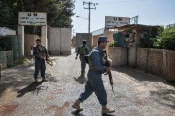 La ciudad afgana de Herat sufre el asedio de los talibanes