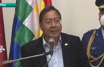 Arce plantea a alcaldes aumentar la capacidad productiva de municipios