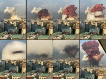 Explosión en Beirut : crónica de un descenso de Líbano a los infiernos