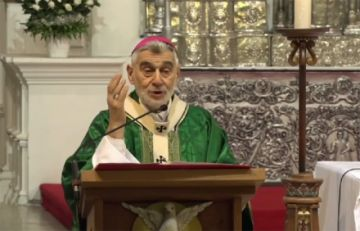 Iglesia Católica espera una reconciliación entre todos en las fiestas patrias