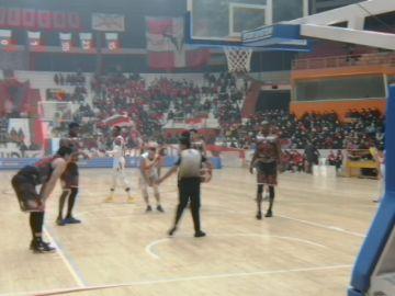 Diferencia estrecha: Nacional Potosí le gana 78 a 77 a Pichincha en el alargue